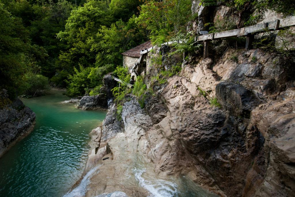 Kotli Waterfall