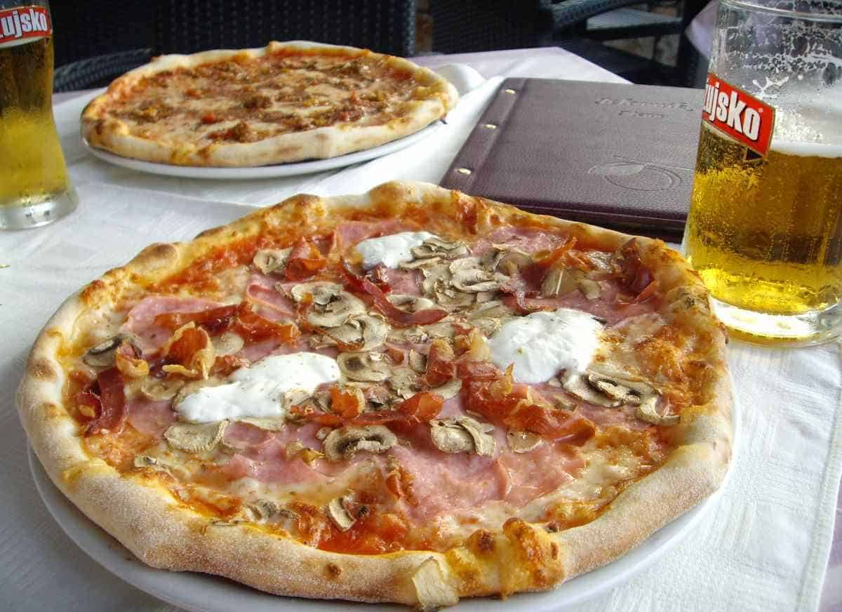 Croatia Pizza