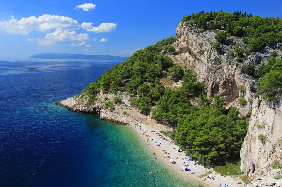 Top 10 Most Beautiful Solitary Sea Beaches In The World
